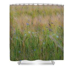 Dreamy Meadow Shower Curtain