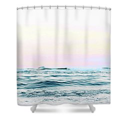 Dreamy Ocean Shower Curtain