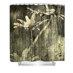 Shower Curtain featuring the digital art Drifted by Fine Art By Andrew David