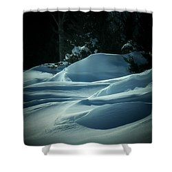 Drifts Shower Curtain