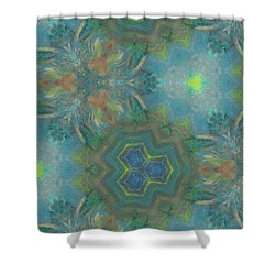 Drinking The Nectar Of Life Shower Curtain