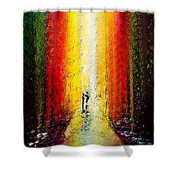 Dripx 72 Shower Curtain