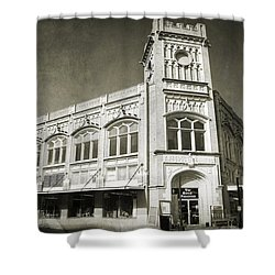 Drive By Memories Shower Curtain
