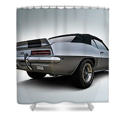 Drop Top Ss Shower Curtain by Douglas Pittman