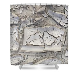 Shower Curtain featuring the photograph Drought 4 by Erika Chamberlin