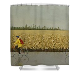 Drought Busters Shower Curtain