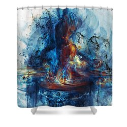 Drum Shower Curtain