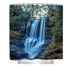 Dry Falls From The Base Shower Curtain