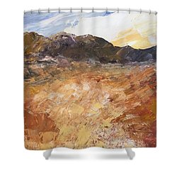 Dry River Shower Curtain
