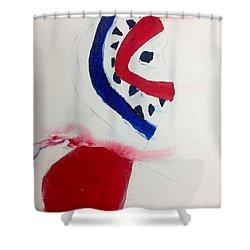 Dryden 4 Shower Curtain