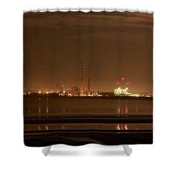 Dublin Glow Shower Curtain