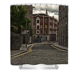 Dublin Street Shower Curtain