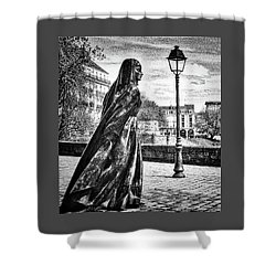 Duchesse Anne Shower Curtain