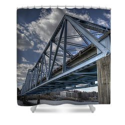 Duncan Bridge Shower Curtain