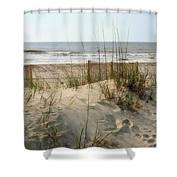 Dune Shower Curtain