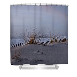 Dune View 2 Shower Curtain by  Newwwman
