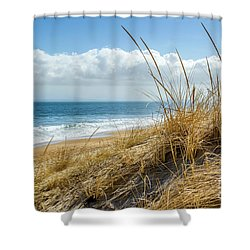 Dunes At Plum Island Shower Curtain