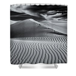Dunescape Shower Curtain