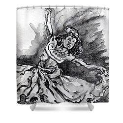 Dunham Shower Curtain