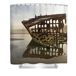 Dunkirk Shower Curtain