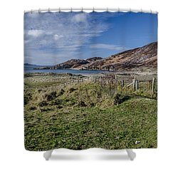 Dunree Head And Bay Shower Curtain