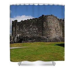Dunstaffnage Castle Shower Curtain