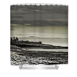 Dunstanburgh Shower Curtain