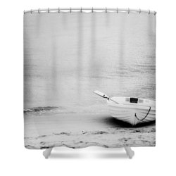 Duo Shower Curtain by Ryan Weddle