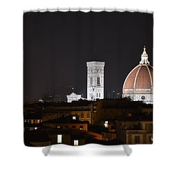 Duomo Up Close Shower Curtain