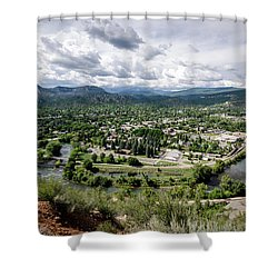 Durango No.2 Shower Curtain