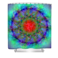 Durbanisms Shower Curtain