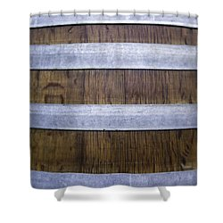 Durmast Barrel Shower Curtain