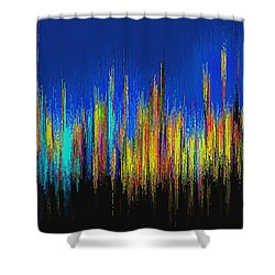 Dusk Two Shower Curtain
