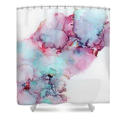 Dust In The Wind Shower Curtain