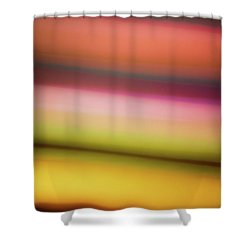 Dusty Sunset Shower Curtain