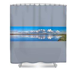 Dutch Delight-2 Shower Curtain