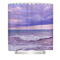 e-Motion Shower Curtain