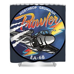 Ea-6b Prowler Shower Curtain
