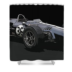 Eagle T1g Mk1 Shower Curtain
