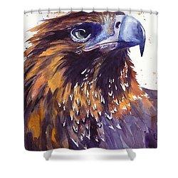 Eagle's Head Shower Curtain