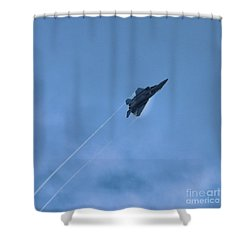 Eagle Driver 1 Shower Curtain
