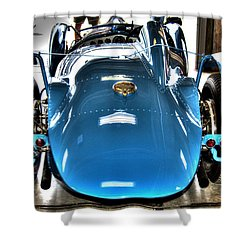1937 Delahaye Type 145 Shower Curtain