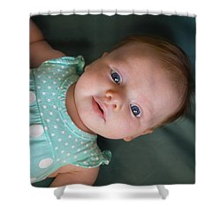 Shower Curtain featuring the photograph Early Adoration by Bill Pevlor