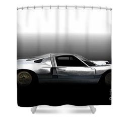 Early Gt40 Shower Curtain