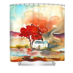 Early Morning 22 Shower Curtain