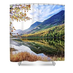Early Morning Buttermere Shower Curtain