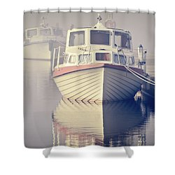 Shower Curtain featuring the photograph Early Morning Softness by Ari Salmela