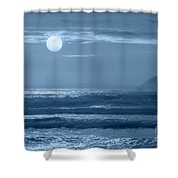 Early  Morning Splendor Shower Curtain