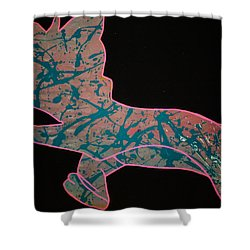 Early Mourning Shower Curtain