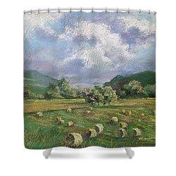 Early Summer Cutting Shower Curtain by Marlene Gremillion